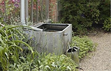 Sehr Gartenbedarf-Versand, Richard Ward | Regenwasser sammeln. NK01