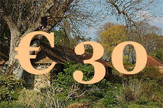 Gutschein € 30,-
