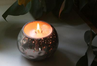 Kleine-Kerzenlampe